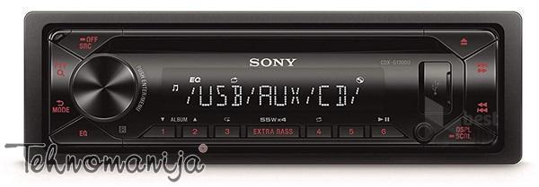 SONY Autoradio CDXG1300U