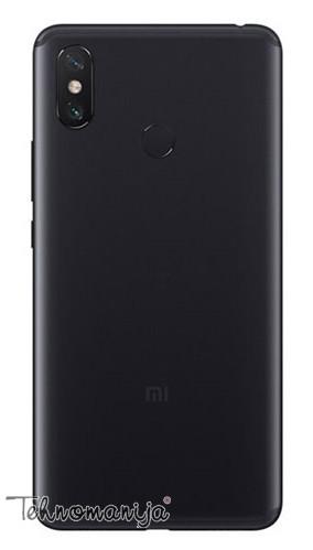 """XIAOMI Mobilni telefon MI MAX 3 4/64 BK 6.9"""", 4 GB, 12 + 5 Mpix"""