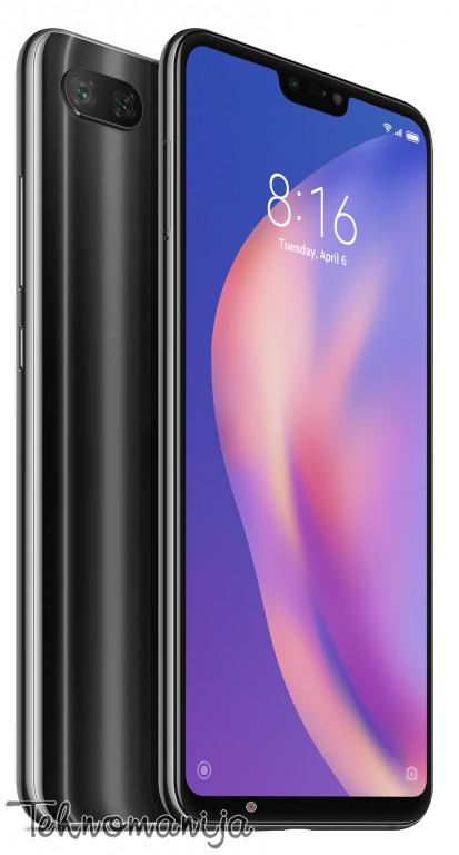 """XIAOMI Mobilni telefon MI 8 LITE 4/64GB 6.26"""", 4 GB, 12Mpix"""