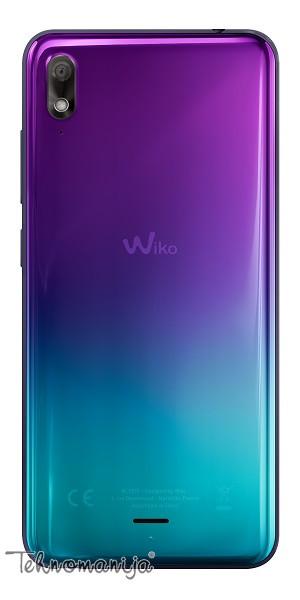 Wiko View 2 Go - Plavo-ljubičasti