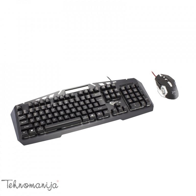 WHITE SHARK Tastatura APACHE