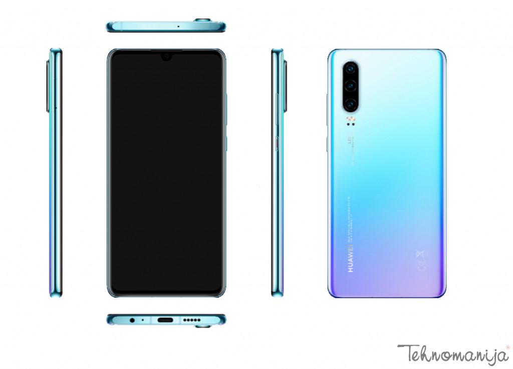 Huawei P30 - Kristal