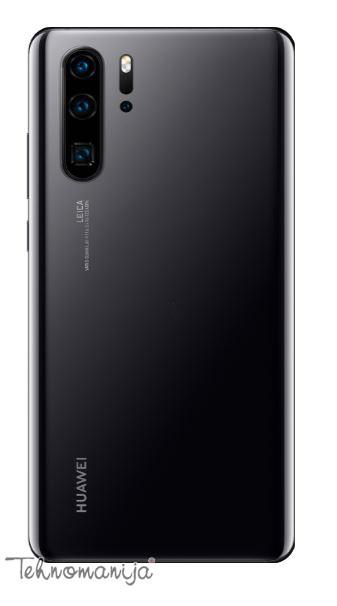 Huawei P30 Pro - 128 GB - Crni