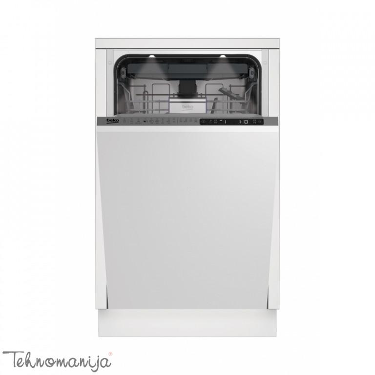 BEKO Mašina za pranje sudova DIS 28122, Ugradna