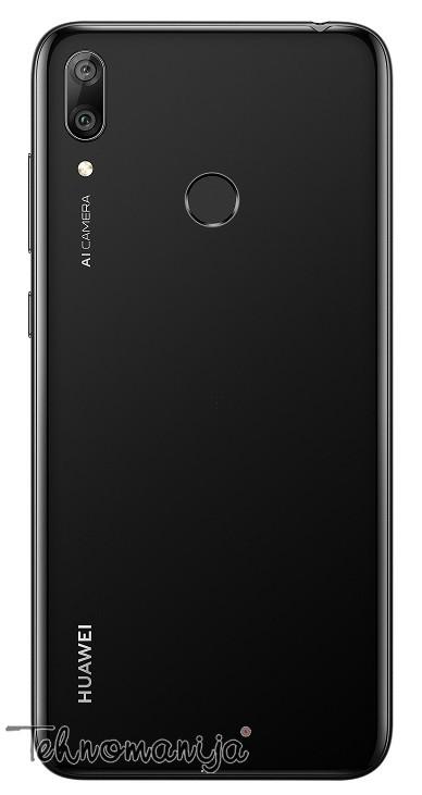 Huawei Y7 2019 - Crni