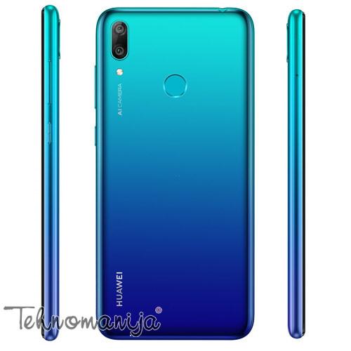 Huawei Y7 2019B - Plavi