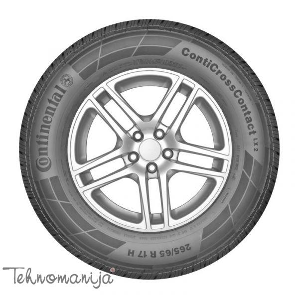 CONTINENTAL Letnja auto guma 285/60R18 116V