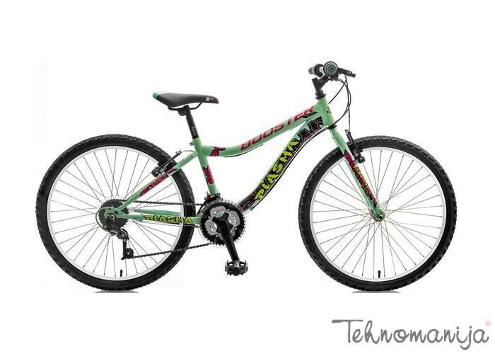 BOOSTER Bicikl Plasma 240 - Tirkizni