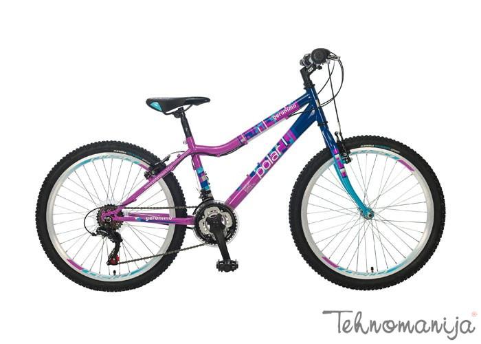 POLAR Bicikl Geronimo - Ljubičasto-plavi