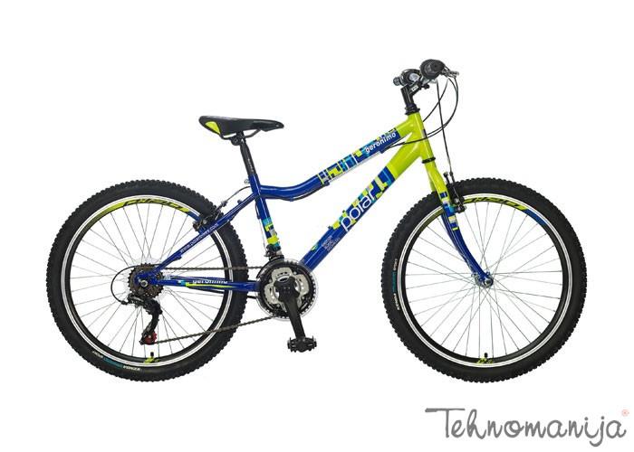 POLAR Bicikl Geronimo - Tamnoplavo-zeleni