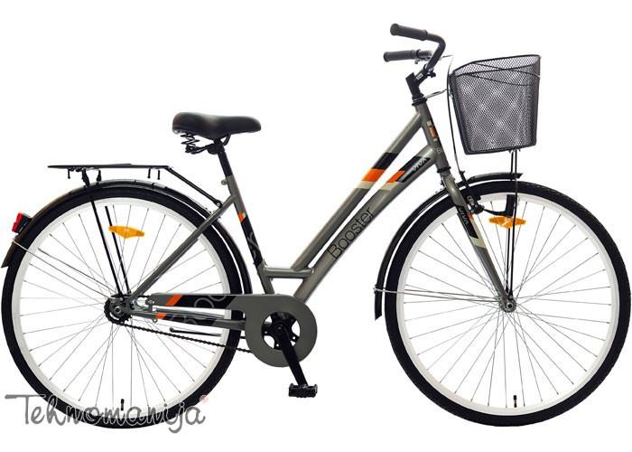 BOOSTER Bicikl Viva 28 - Sivi