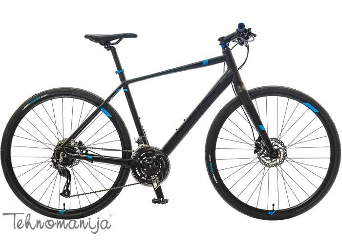 POLAR Bicikl Shadow - Crno-plavi