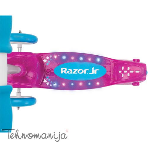 Trotinet Razor Lil Pop - Belo - Roze