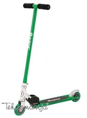 Trotinet Razor Scooter S - Zeleni