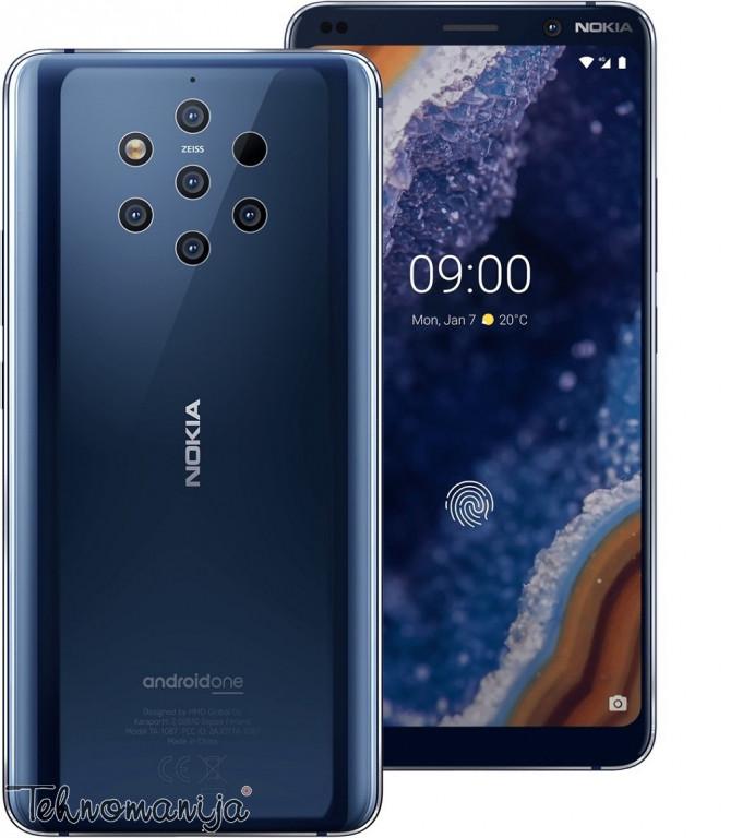Nokia 9 PureView - Plavi