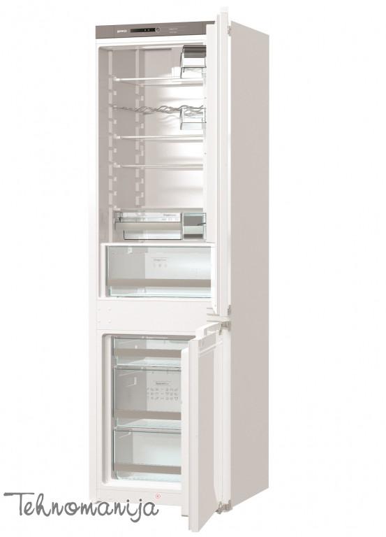 GORENJE Kombinovani frižider NRKI 2182 A1, NoFrost DualAdvance