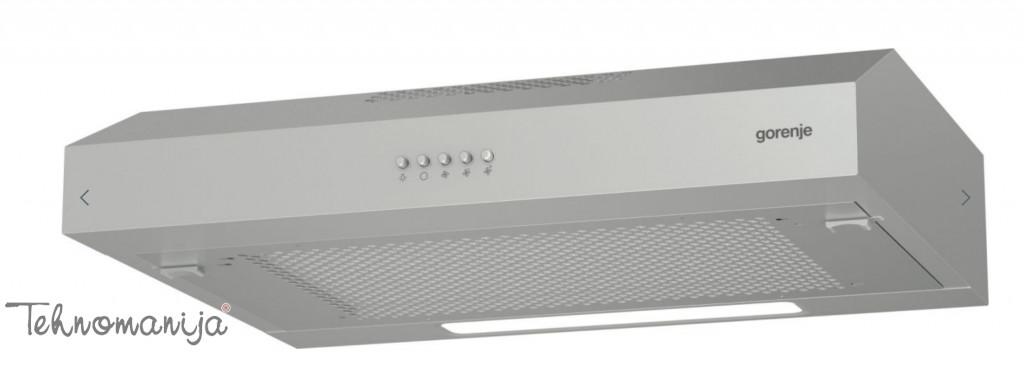 GORENJE Podugradni kuhinjski aspirator WHU 629 EX/S