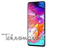 SAMSUNG Galaxy A70 (Dual SIM) SM-A705FZBUSEE - 128 GB - Plavi