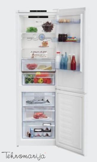 BEKO Kombinovani frižider RCNA366I30W, NeoFrost