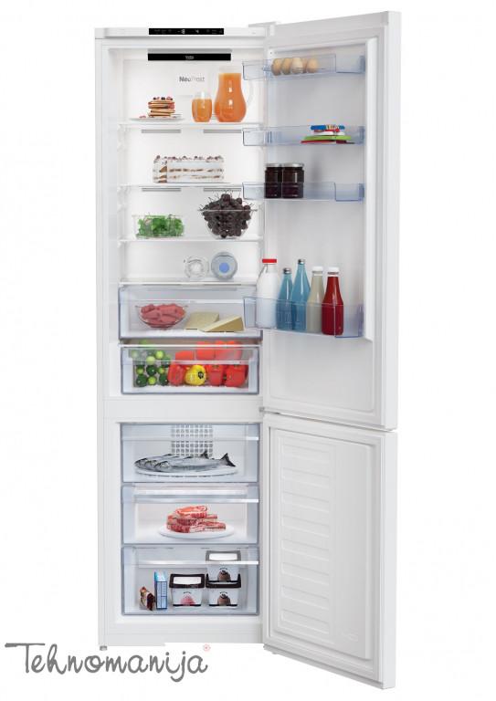 BEKO Kombinovani frižider RCNA406I30W, NeoFrost