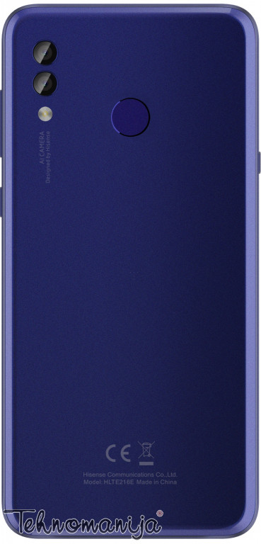 Hisense Rock 5 - Plavi