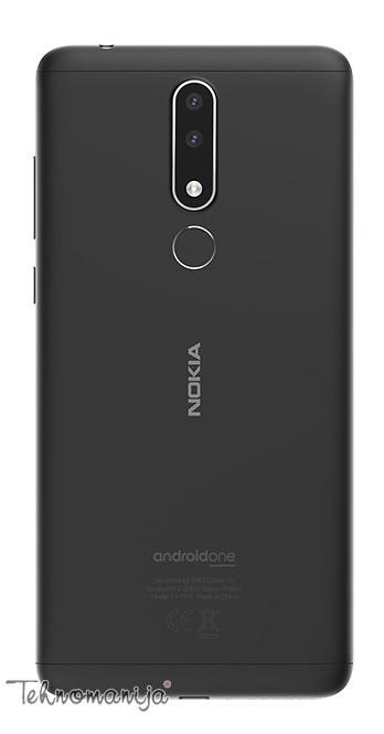 NOKIA 3.1 Plus CHAR DS