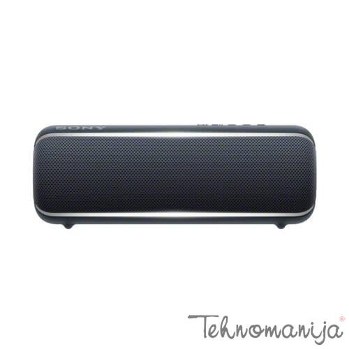 SONY Bluetooth zvučnik SRSXB22B.CE7 - Crni