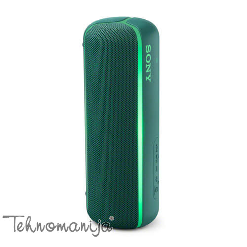 SONY Bluetooth zvučnik SRSXB22G.CE7 - Zeleni