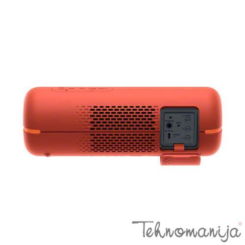 SONY Bluetooth zvučnik SRSXB22R.CE7 - Crveni