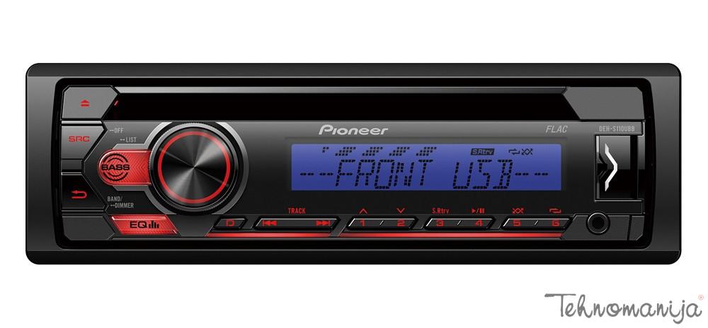 Pioneer Autoradio DEH-S110UBB