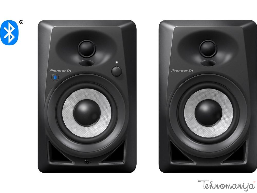 Pioneer Zvučnici DM-40BT - Crni