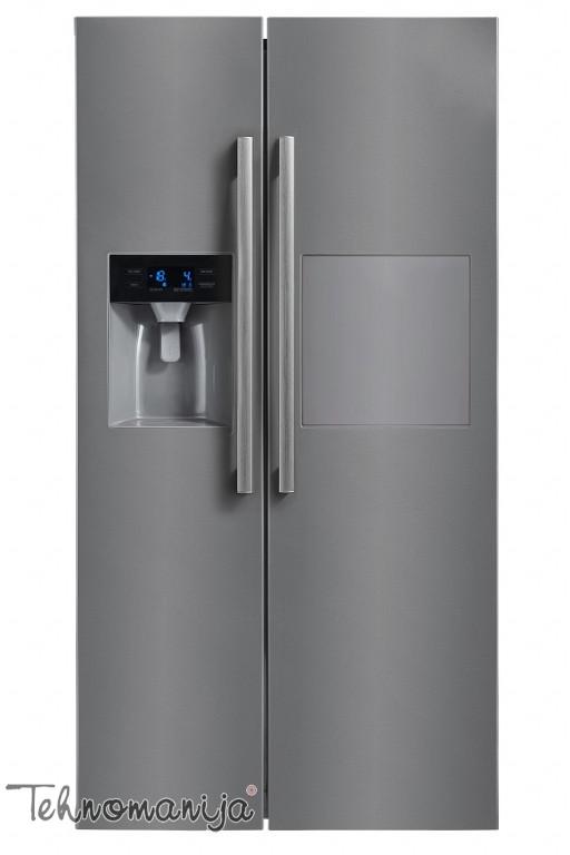 Vox Side by side frižider SBS657IX - No Frost
