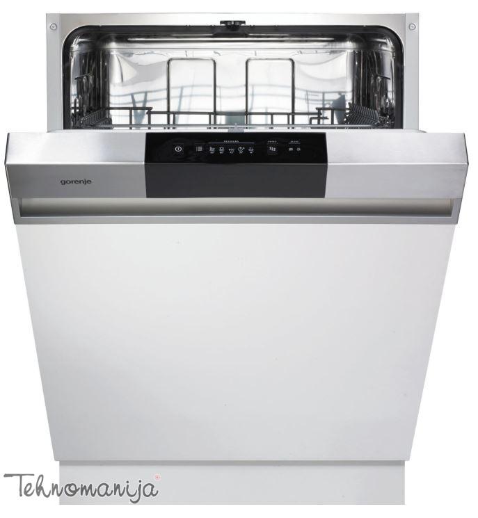 Gorenje Mašina za pranje sudova GI 62010 X, Ugradna