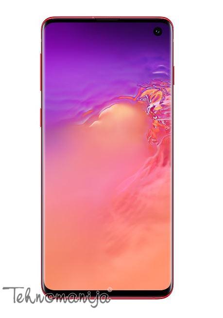 Samsung Galaxy S10 - 128GB - Crveni