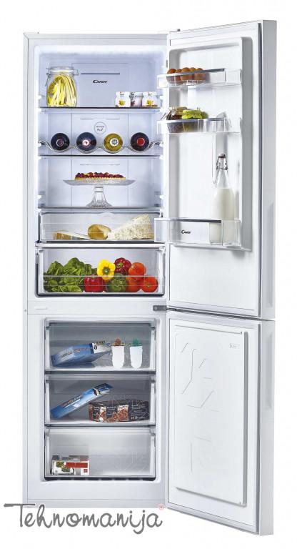 Candy Kombinovani frižider CMGN 6184 - Beli