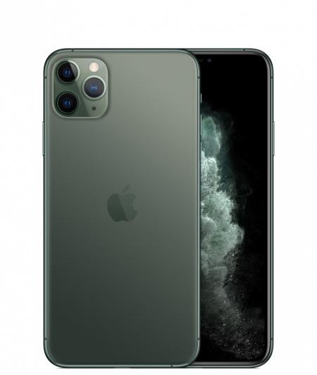 iPhone 11 Pro Max - 64 GB - Midnight Green
