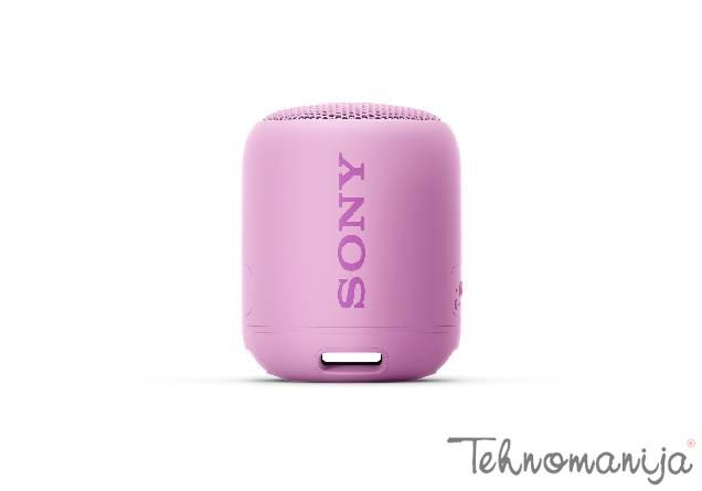 Sony Bežični zvučnik SRSXB12 - Ljubičasti