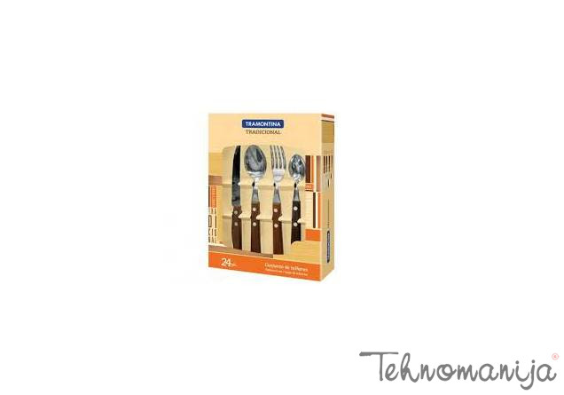 Tramontina Set kuhinjskog pribora Tradicional 24/1