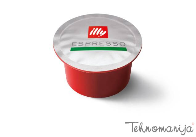 Illy MPS kapsule - Decaff