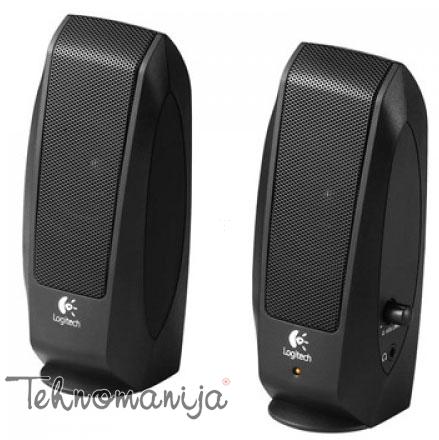 Logitech zvučnici za kompjuter S 120 BLACK