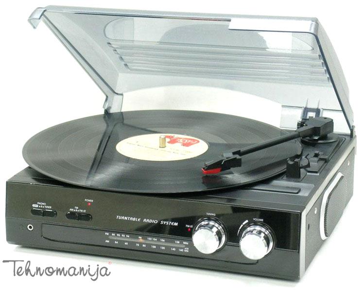 ROADSTAR FM Gramofon TTR 8633