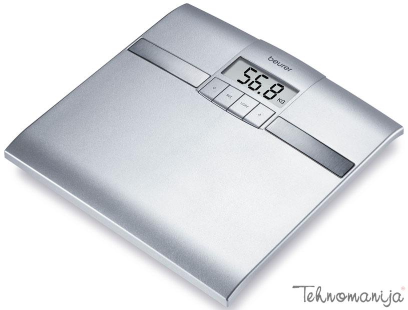 BEURER Vaga za merenje telesne težine BF 18 SILVER