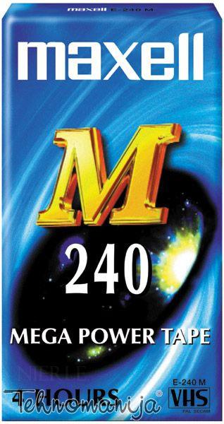 Maxell VHS kaseta MVM 240