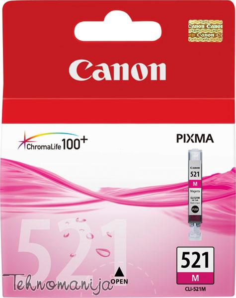 CANON Kertridž CLI 521M