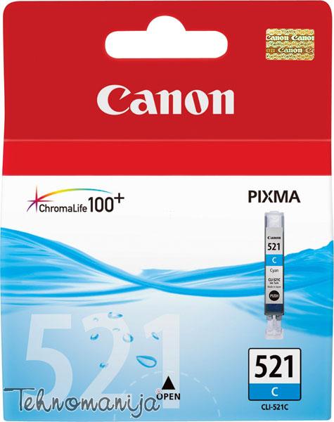 CANON Kertridž CLI 521C