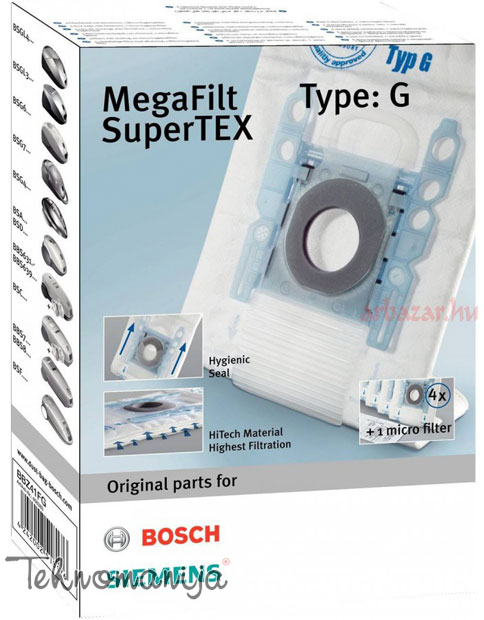 BOSCH Filter za usisivač BBZ 41FG