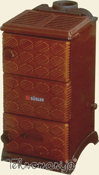 Susler peć na čvrsto gorivo SUSLER 2005