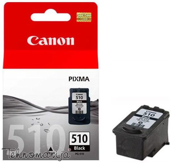 Canon ketridž PG 510 BLACK