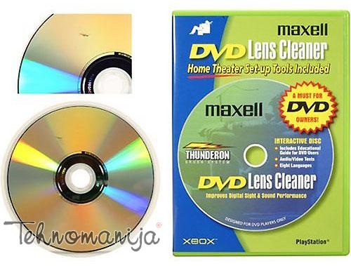 Maxell čistač DVD plejera MDVDLC MEASYSC
