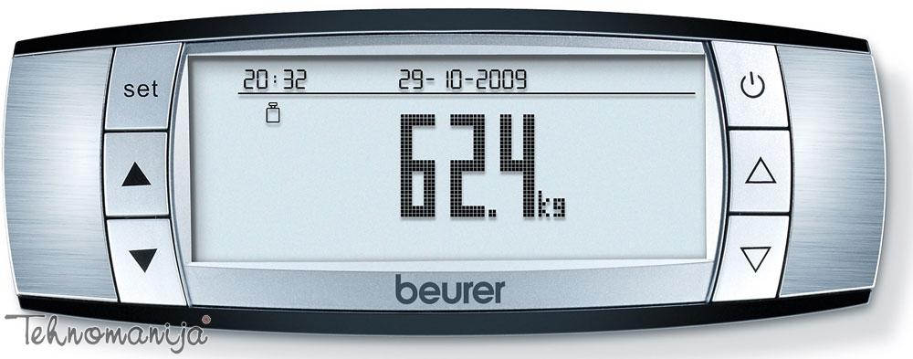 BEURER Vaga za merenje telesne težine BF 100